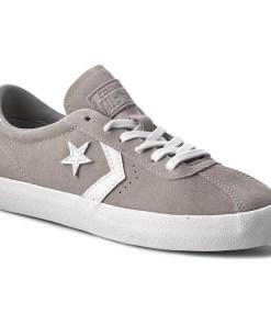 Sneakers CONVERSE - Courtlandt Ox 162571C Wolf Grey/Black/Brown