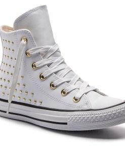 Sneakers CONVERSE - Ctas Hiker Boot Hi 162478C Utility Green/Rapid Teal