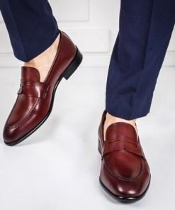 Pantofi Piele Bosivo visinii eleganti