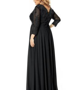 Rochie Plus Size Dian Neagră