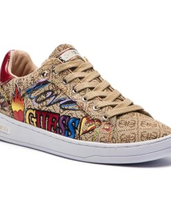 Sneakers GUESS - Crayz2 FL5CR2 FAL12 BEIBR