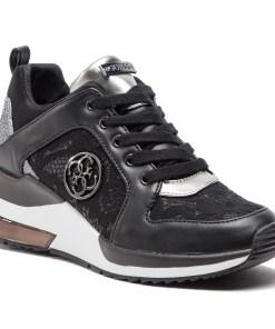 Sneakers GUESS - Jaryd FL5JAR LAC12 BLACK