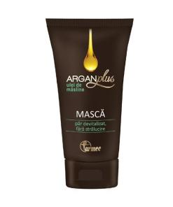 Mască Argan Plus Ulei de măsline
