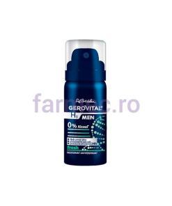 Antiperspirant Deodorant Gerovital H3 Men - Fresh 40 ml