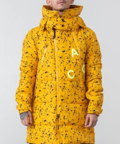 Nike ACG Down Fill Parka Yellow Ochre