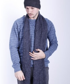 Esarfa selected homme gray hollyi