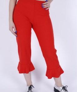 Pantaloni zara rosi marciei