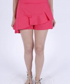 Pantaloni scurti zara roz aziizai
