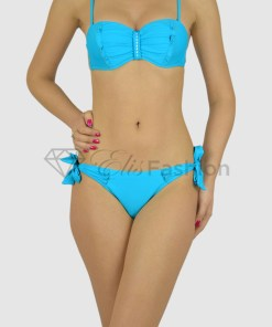 Costum de Baie Flawless Chic Turquoise