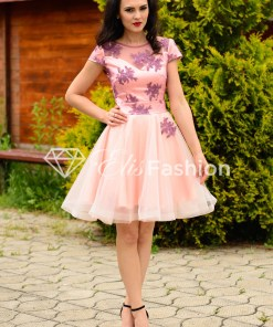 Rochie Ella Collection Famous Appearance Pink