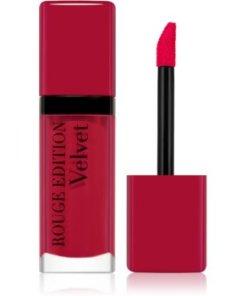 Bourjois Rouge Edition Velvet ruj de buze lichid cu efect matifiant BOURVEW_KLIS30