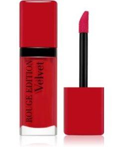 Bourjois Rouge Edition Velvet ruj de buze lichid cu efect matifiant BOURVEW_KLIS45