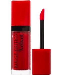 Bourjois Rouge Edition Velvet ruj de buze lichid cu efect matifiant BOURVEW_KLIS18