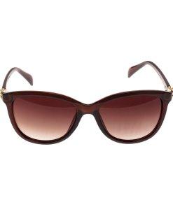 Ochelari de soare dama 5003C3 maro toc protectie