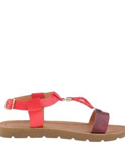 Sandale dama Boucher rosii