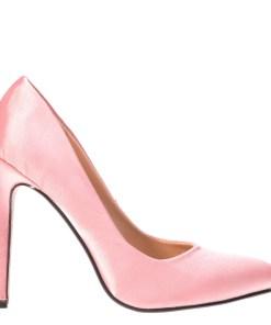 Pantofi stiletto Josephine roz