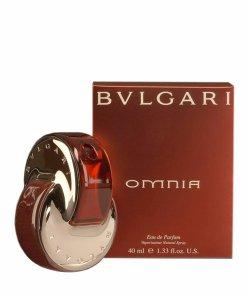 Apa de parfum Bvlgari Bvlgari Omnia, 40 ml, Pentru Femei