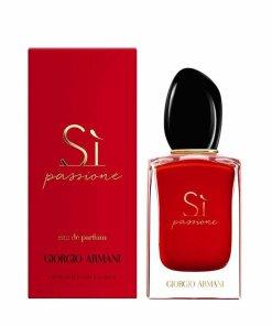 Apa de parfum Giorgio Armani Si Passione, 100 ml, Pentru Femei