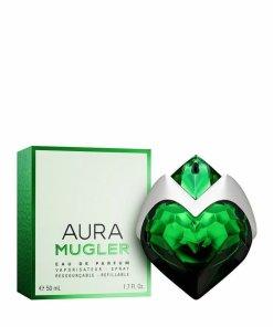 Apa de parfum Thierry Mugler Aura, 50 ml, Pentru Femei