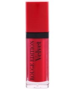 Bourjois Rouge Edition Velvet ruj de buze lichid cu efect matifiant BOURVEW_KLIS10