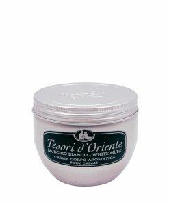 Crema de corp Mosc Alb, 300 ml