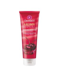 Gel de dus Aroma Ritual, Cirese, 250 ml