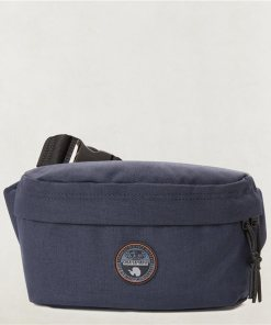 Borseta Hoyal Bum Bag Blu Marine