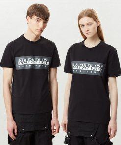Tricou Sele Black
