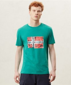 Tricou Sonthe Alhambra Green