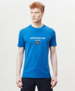 Tricou Sonthe Skydiver Blue