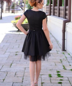 Rochie Beaming Scent Black