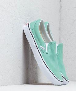 Vans Classic Slip-On Neptune Green/ True White