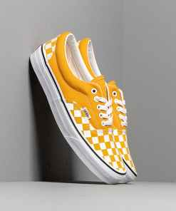 Vans Era (Checkerboardard) Yolk Yellow
