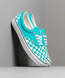 Vans Era (Checkerboardard) Scuba Blue