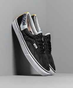 Vans Era (Mixed Quilting) Black/ True White