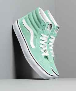 Vans SK8-Hi Neptune Green/ True White