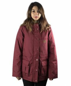 Jacheta Facil Iti Jacket vintage plum