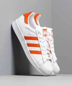adidas Superstar Ftw White/ Orange/ Ftw White