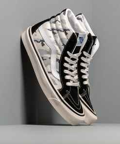 Vans Sk8-Hi 38 Dx (Anaheim Factory) Black/ White Camo