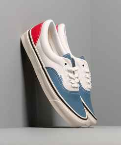 Vans Era 95 Dx (Anaheim Factory) Denim/ White/ Red