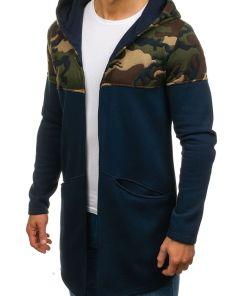 Bluza cu gluga pentru bluemarin Bolf 9117