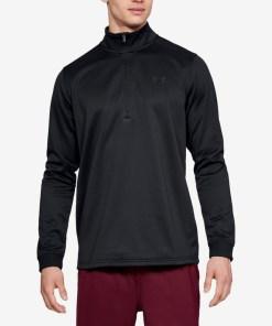 Under Armour Armour Fleece® Hanorac pentru Bărbați - 76346 - culoarea Negru