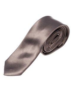 Cravata eleganta barbati grafit Bolf K001