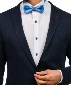 Papion elegant pentru barbat albastru Bolf M001