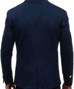 Sacou elegant pentru barbat bluemarin Bolf P10