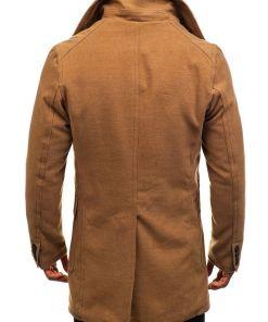 Palton de iarna pentru barbat camel Bolf 1048