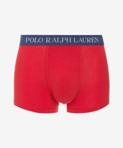 Polo Ralph Lauren Boxeri pentru Bărbați - 82027 - culoarea Roșu
