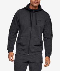 Under Armour Microthread™ Hanorac pentru Bărbați - 83530 - culoarea Negru