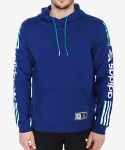 adidas Originals Quarzo Hanorac pentru Bărbați - 82304 - culoarea Albastru