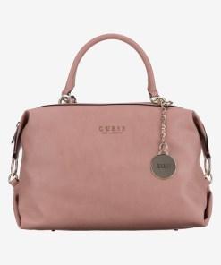 Guess - Cary Genți pentru Femei - 83651 - culoarea Roz
